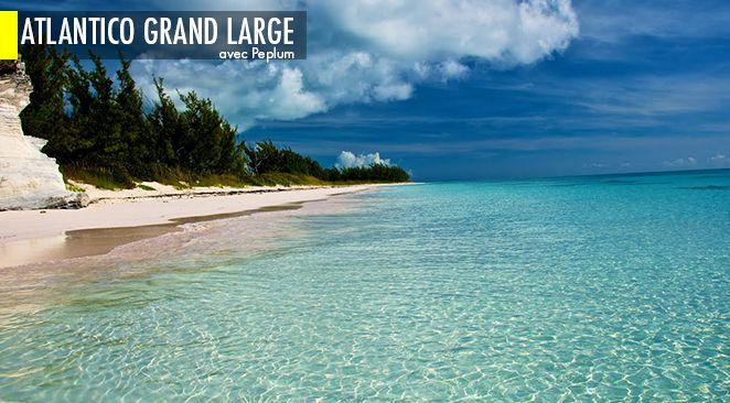Soleil et liberté aux Bahamas