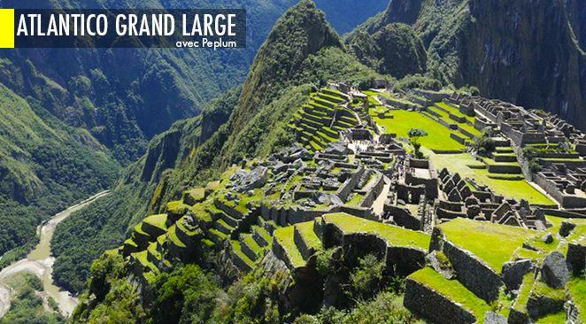 Tout autour du Machu Picchu