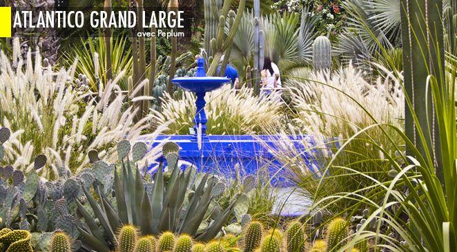 Une visite exclusive de Marrakech à travers quatre de ses plus beaux jardins.