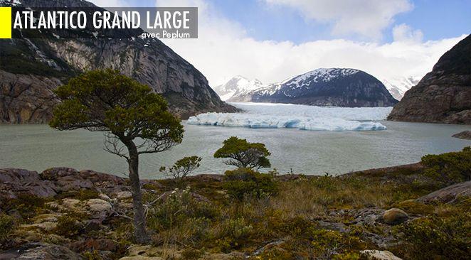 En plein cœur de la Patagonie, une croisière unique et magique explore glaciers et terres gelées.