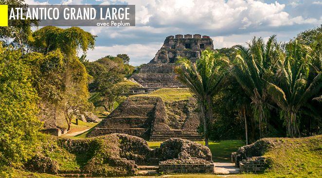 Bienvenue chez les Mayas.