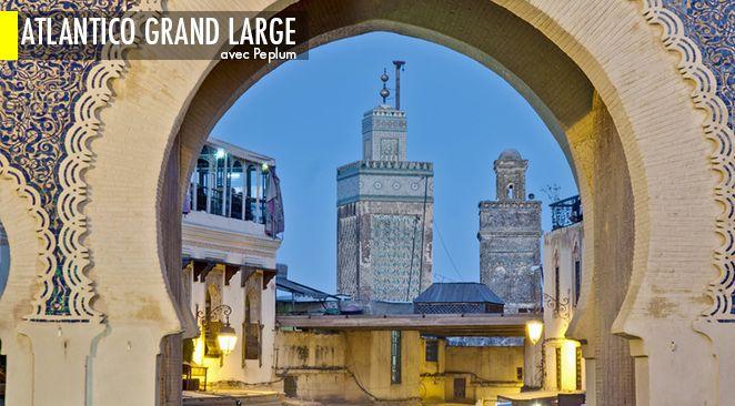 Voyage exclusif sur les traces de la royauté marocaine.