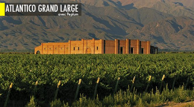 L'Argentine est une grande destination viticole.