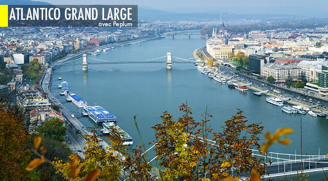 Un fleuve aux bras si longs qu'ils embrassent un large pan de l'Europe.