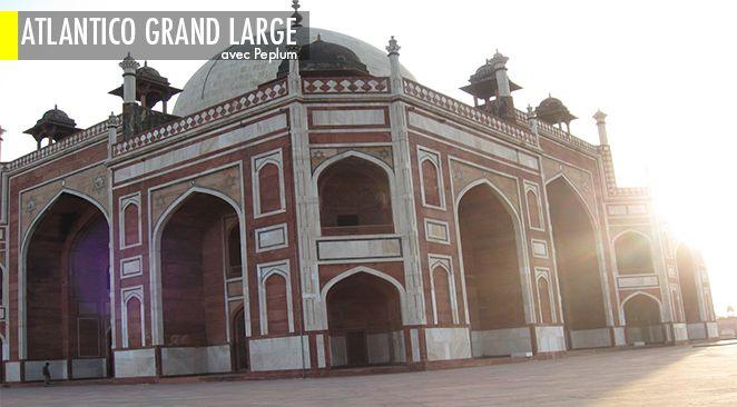 Inde : l'autre Taj Mahal