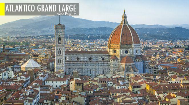 Direction Florence, au cœur de la Toscane, entre soleil et musées