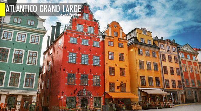 Séjour gastronomique en Suède
