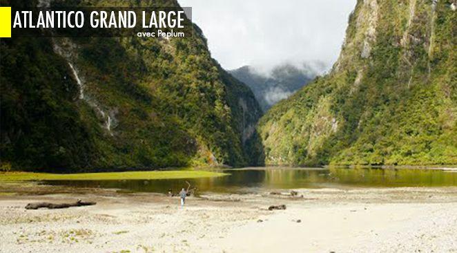 Découverte exclusive du sud de la Nouvelle-Zélande au rythme des membres de la revue National Geographic Russia.