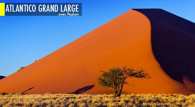 Découverte sur-mesure de la Namibie.