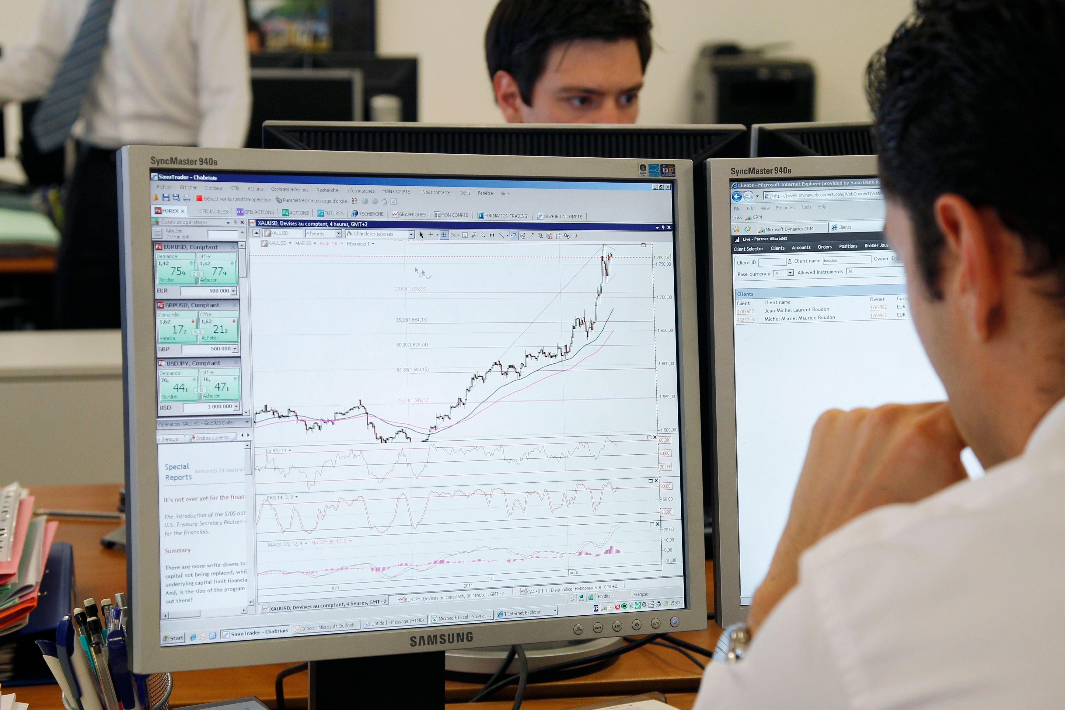 Pourquoi la Bourse fait front au choc terroriste