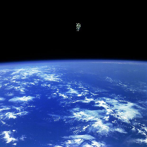 """Nasa : l'agence spatiale publie des photos inspirées de """"Gravity"""""""