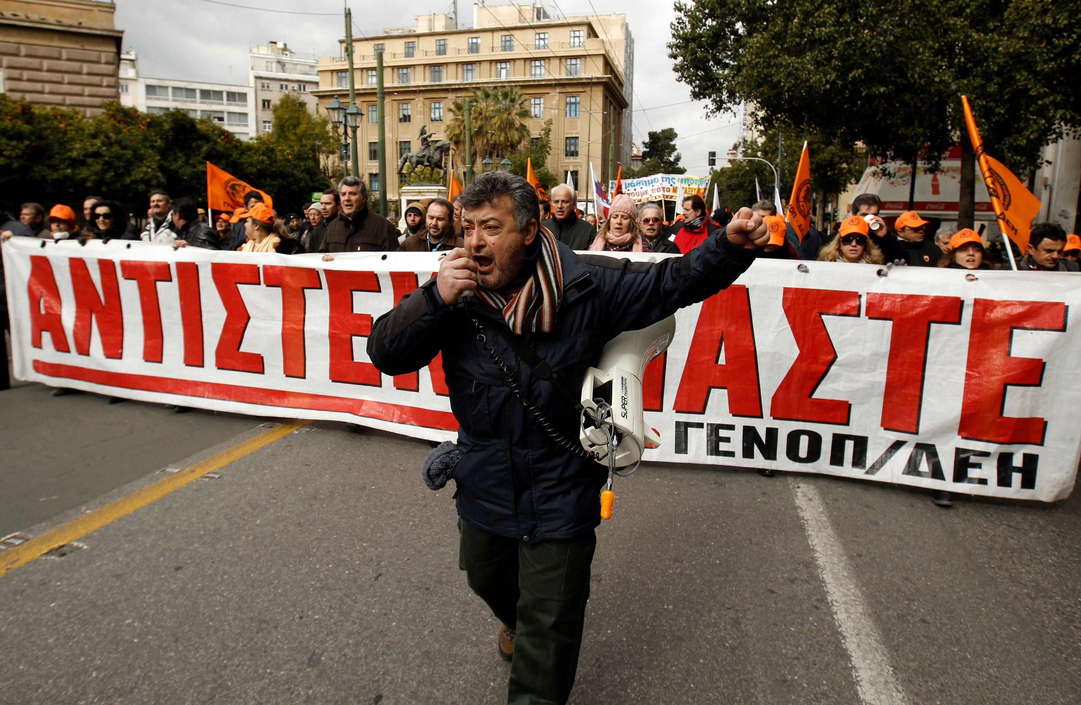 Le CAC 40 et les banques respirent, la Grèce est (provisoirement ?) « sauvée »... mais les Grecs ?