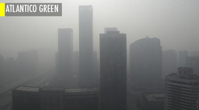 Il est possible de capturer le CO2 avant qu'il ne s'échappe.