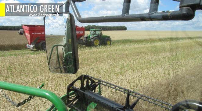 Les surfaces agricoles utilisées représentent encore aujourd'hui près de 53% de la superficie de notre territoire.