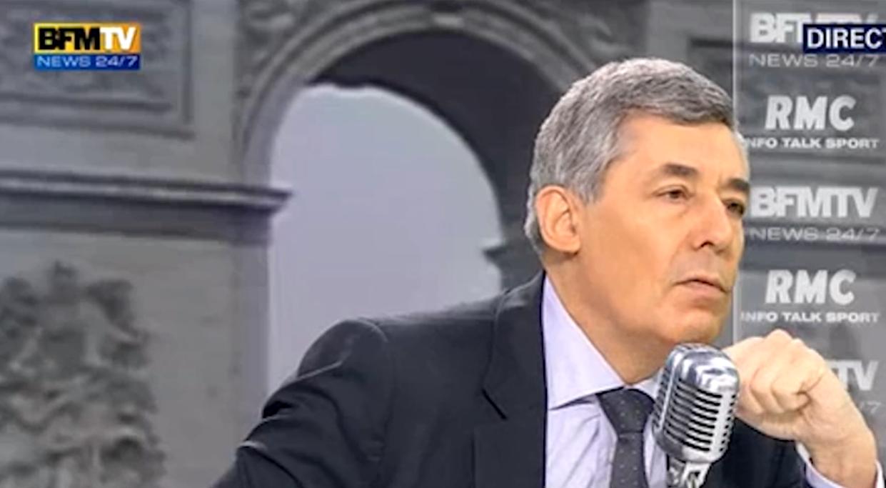 """""""À la fin, on va peut-être aussi supprimer les congés payés,"""" ironise Henri Guaino"""