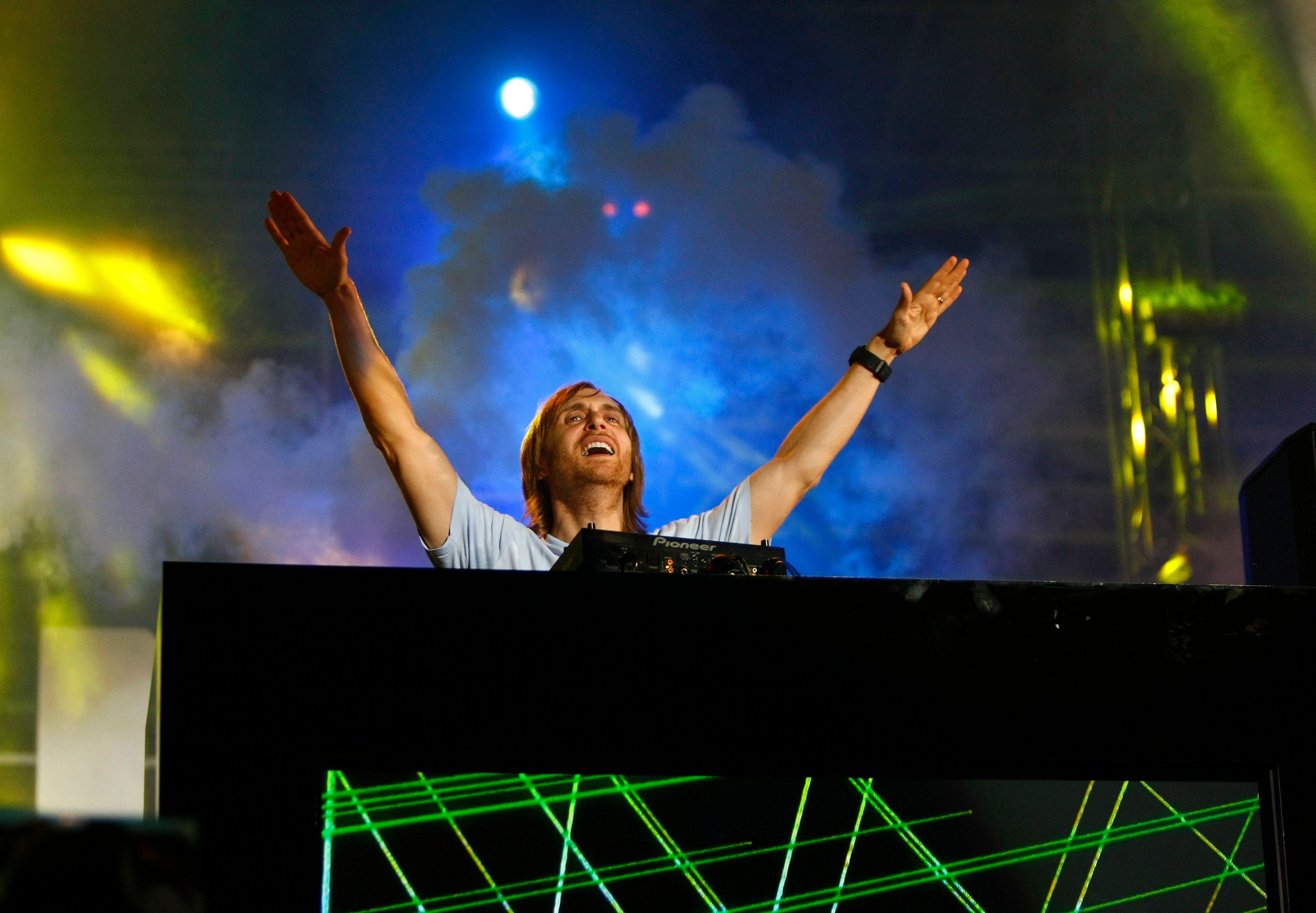 David Guetta est encore en tête des artistes français les plus vendeurs à l'étranger
