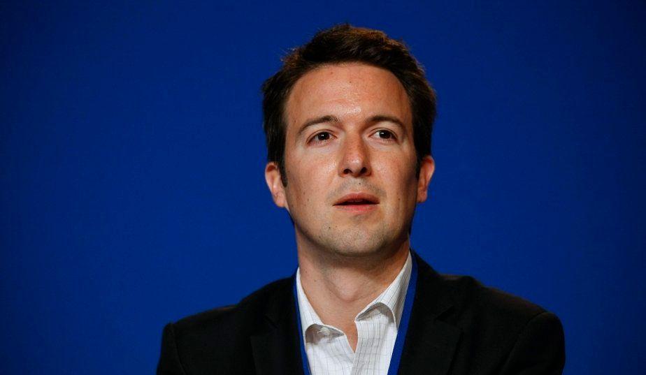 Guillaume Peltier, cofondateur de la Droite forte.
