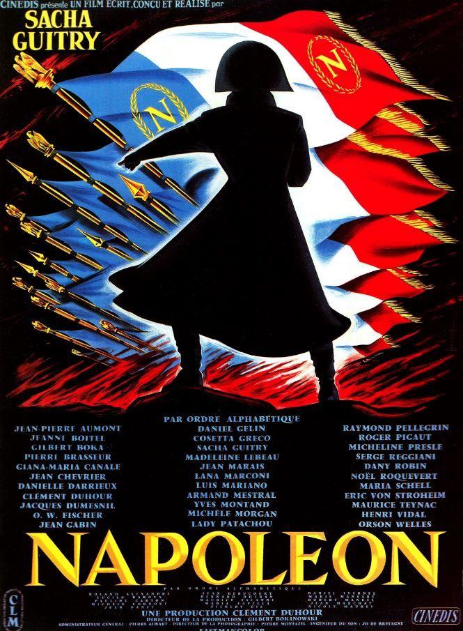 Napoléon Bonaparte a été une source d'inspiration pour de nombreux réalisateurs.
