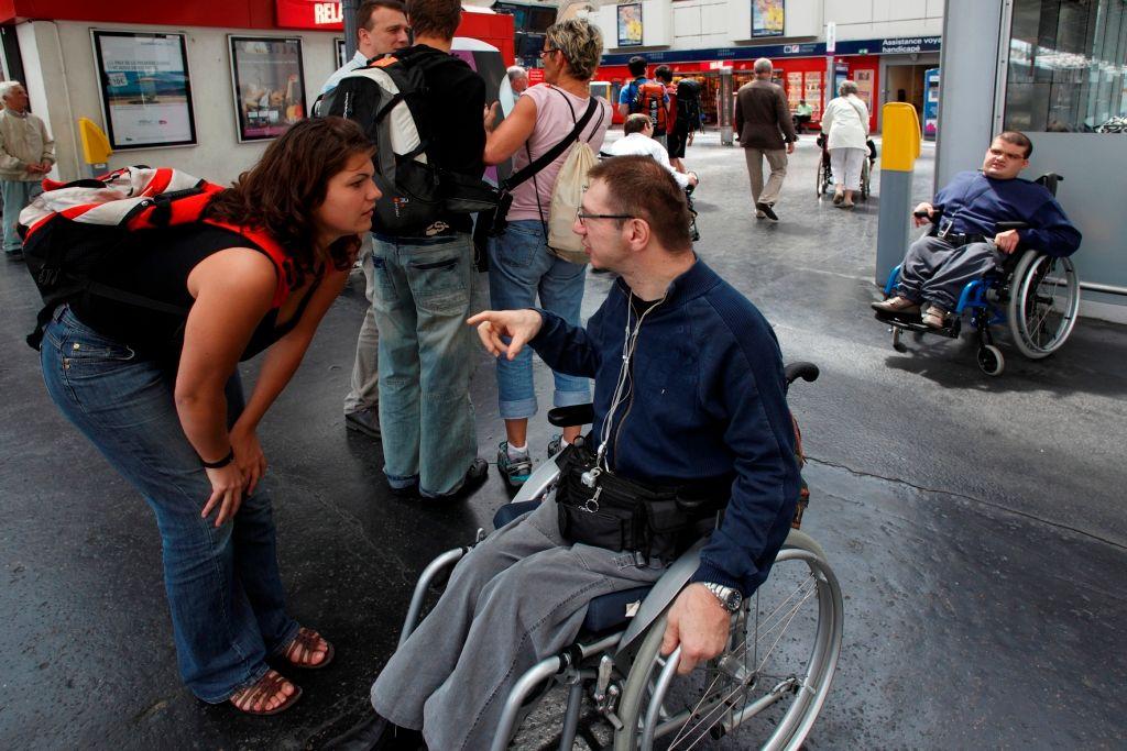 Pourquoi aider un handicapé n'est pas toujours une bonne idée