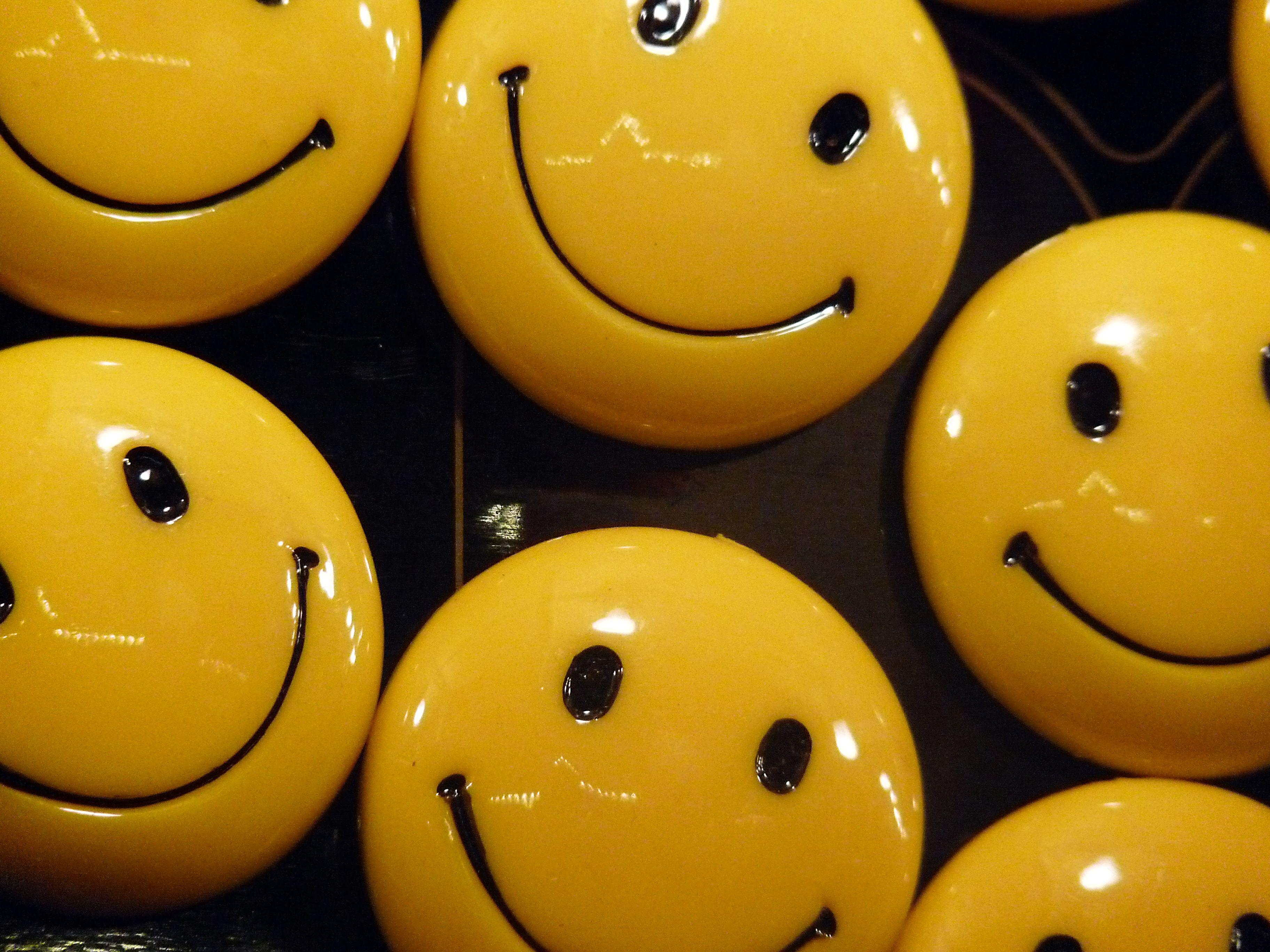 Les émoticônes sont basées autour du smiley