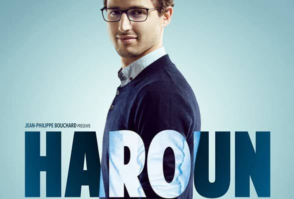 Haroun: il y a du Gaspard Proust en lui