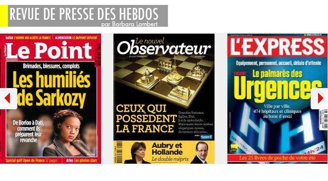 Sarko & Co ou Hollande Ltd ?