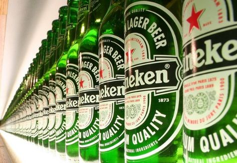 En 1864, un néerlandais de 22 ans fonde la brasserie Heineken.
