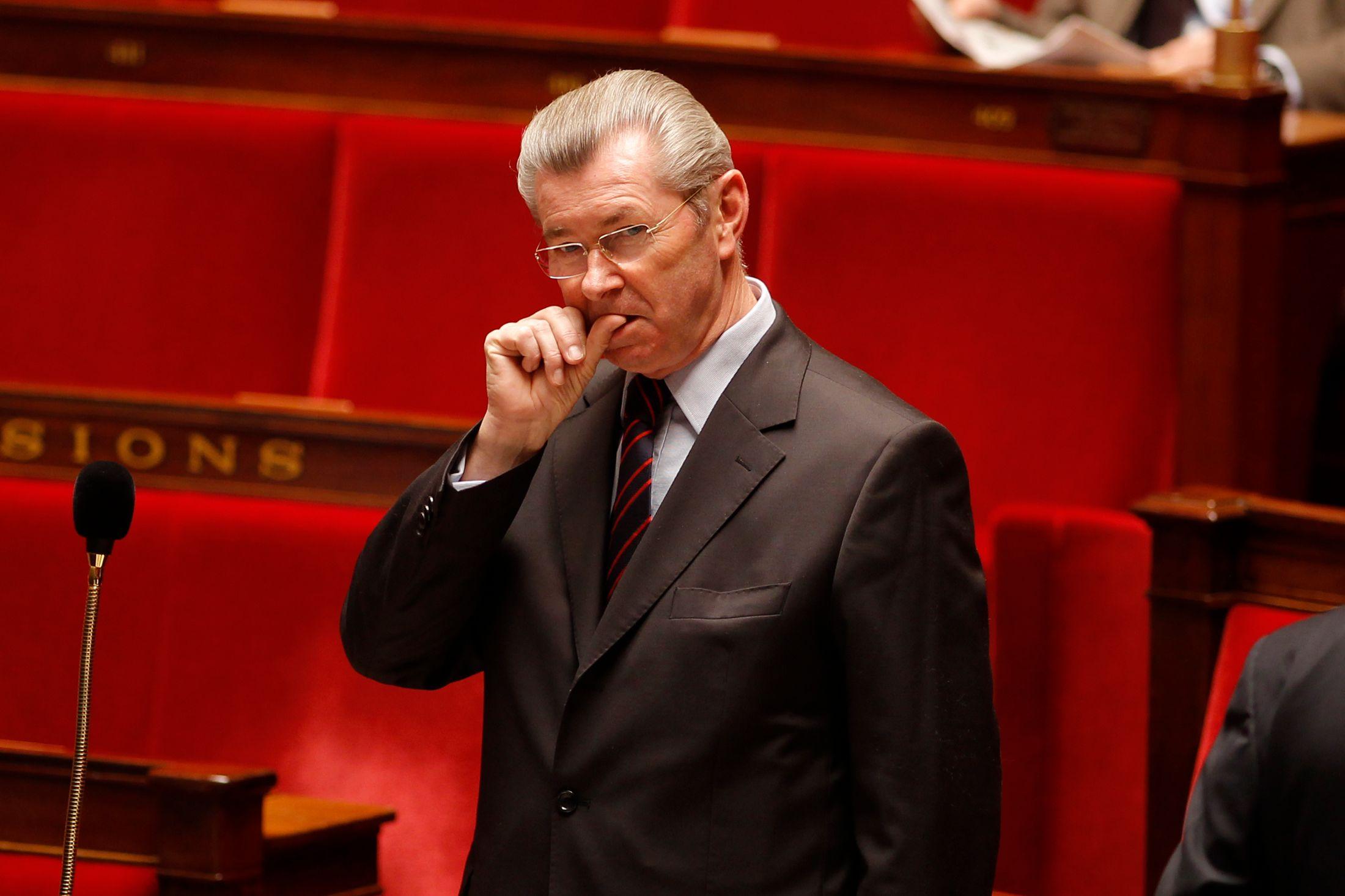 """""""Doute sérieux"""" sur la déclaration de patrimoine d'Henri de Raincourt, ancien ministre de Nicolas Sarkozy"""