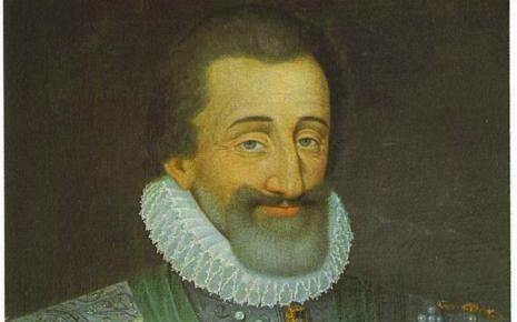Henri IV : son ADN coïncide bien avec celui de Louis XVI