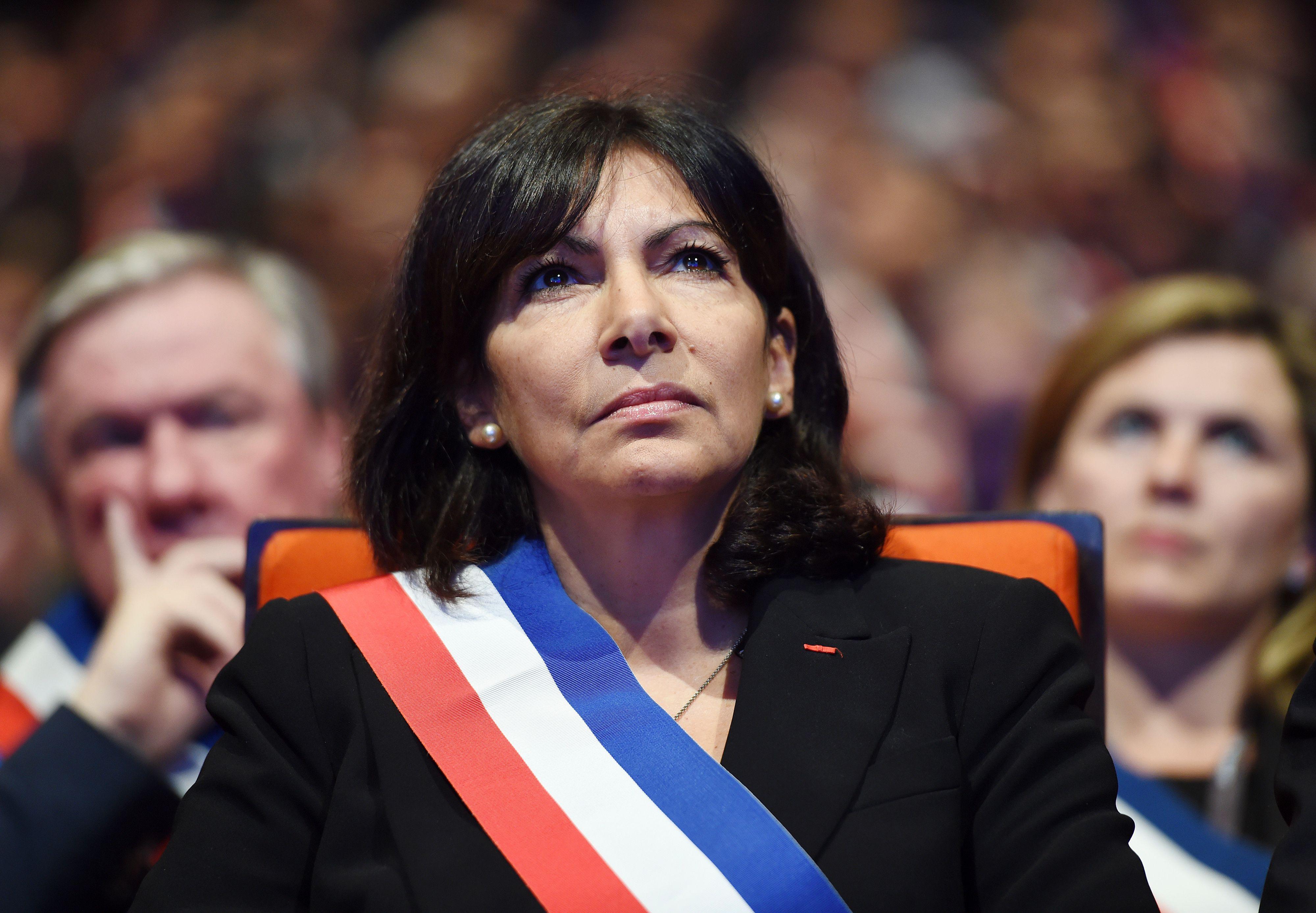 Paris : Anne Hidalgo interdit une manifestation pro-palestinienne