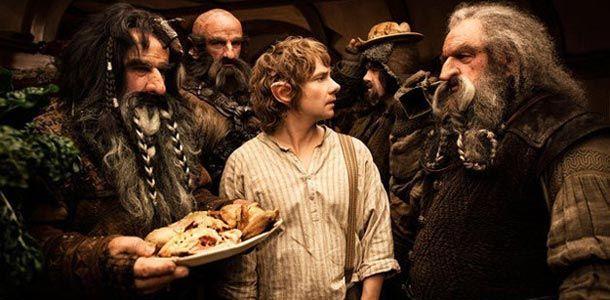 """""""Le Hobbit"""", film le plus piraté en 2013"""
