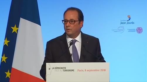 Discours de Wagram : François Hollande, le président qui voulait continuer à protéger la France du terrorisme et (plus encore?) de la droite