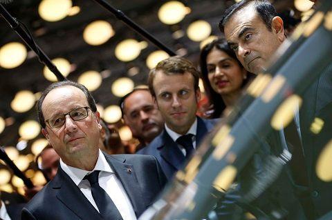 Le gouvernement s'oppose à Renault