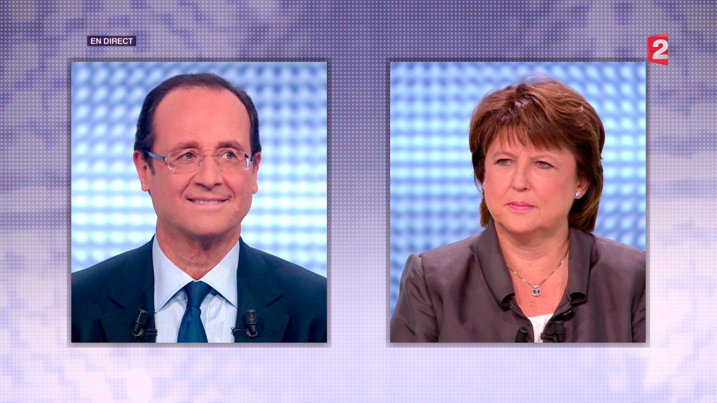 Les réactions politiques au règlement de comptes de Martine Aubry contre François Hollande