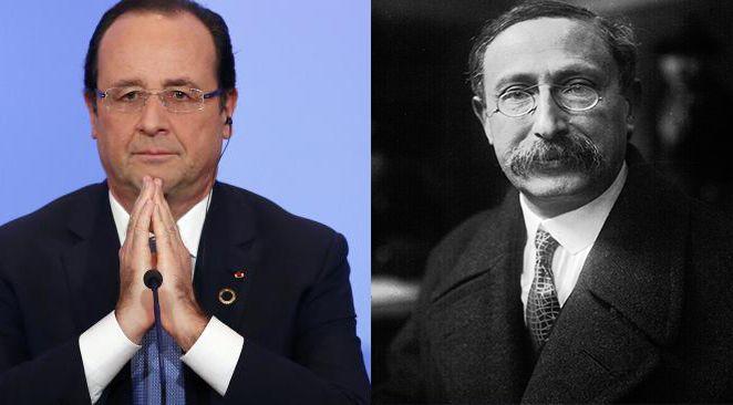 A 80 ans d'écart, Léon Blum et François Hollande se sont trouvés dans des situations de crise très similaires
