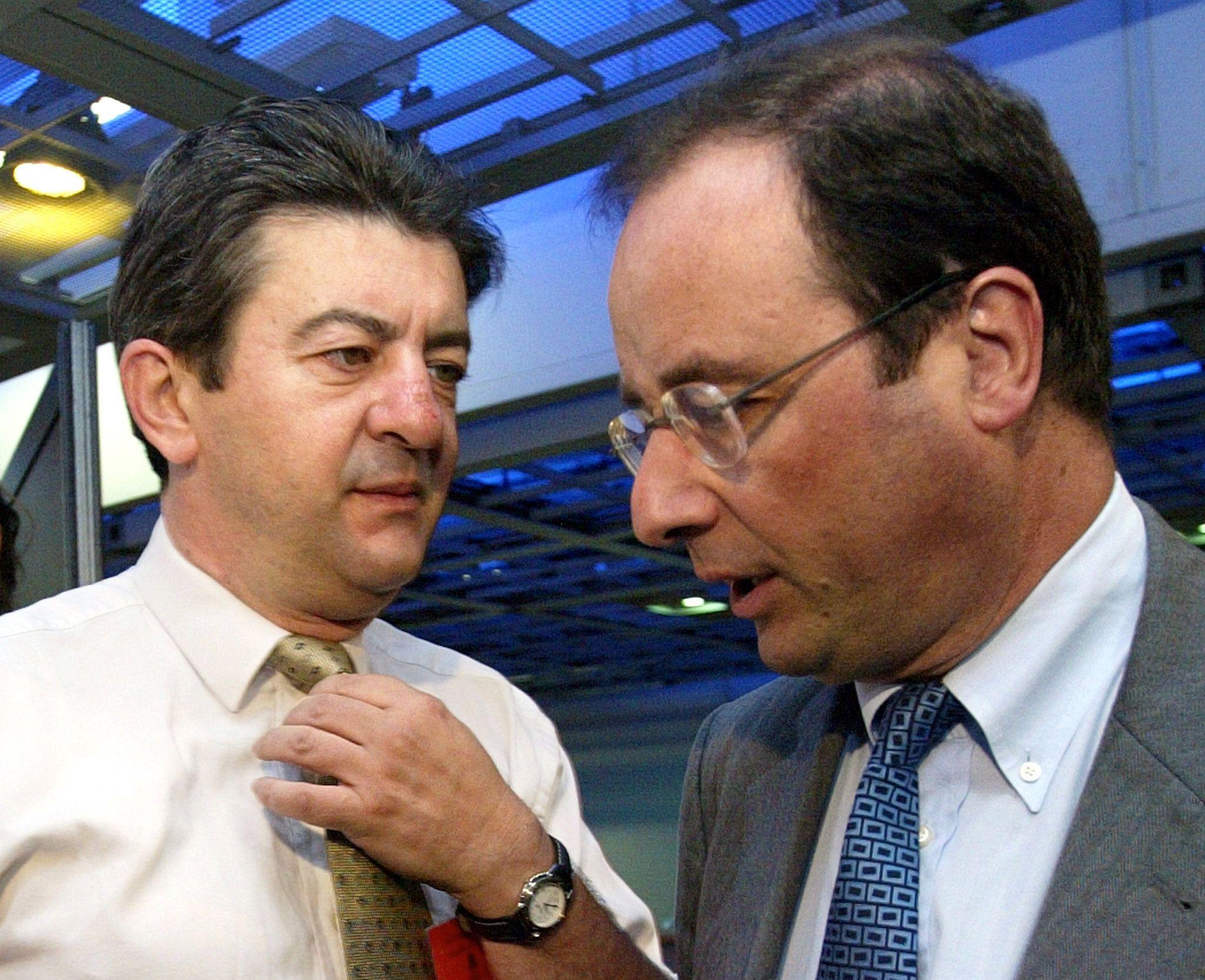Jean-Luc Mélenchon a déclaré que le projet de François Hollande correspondait au « tarif superminimum de la gauche ».
