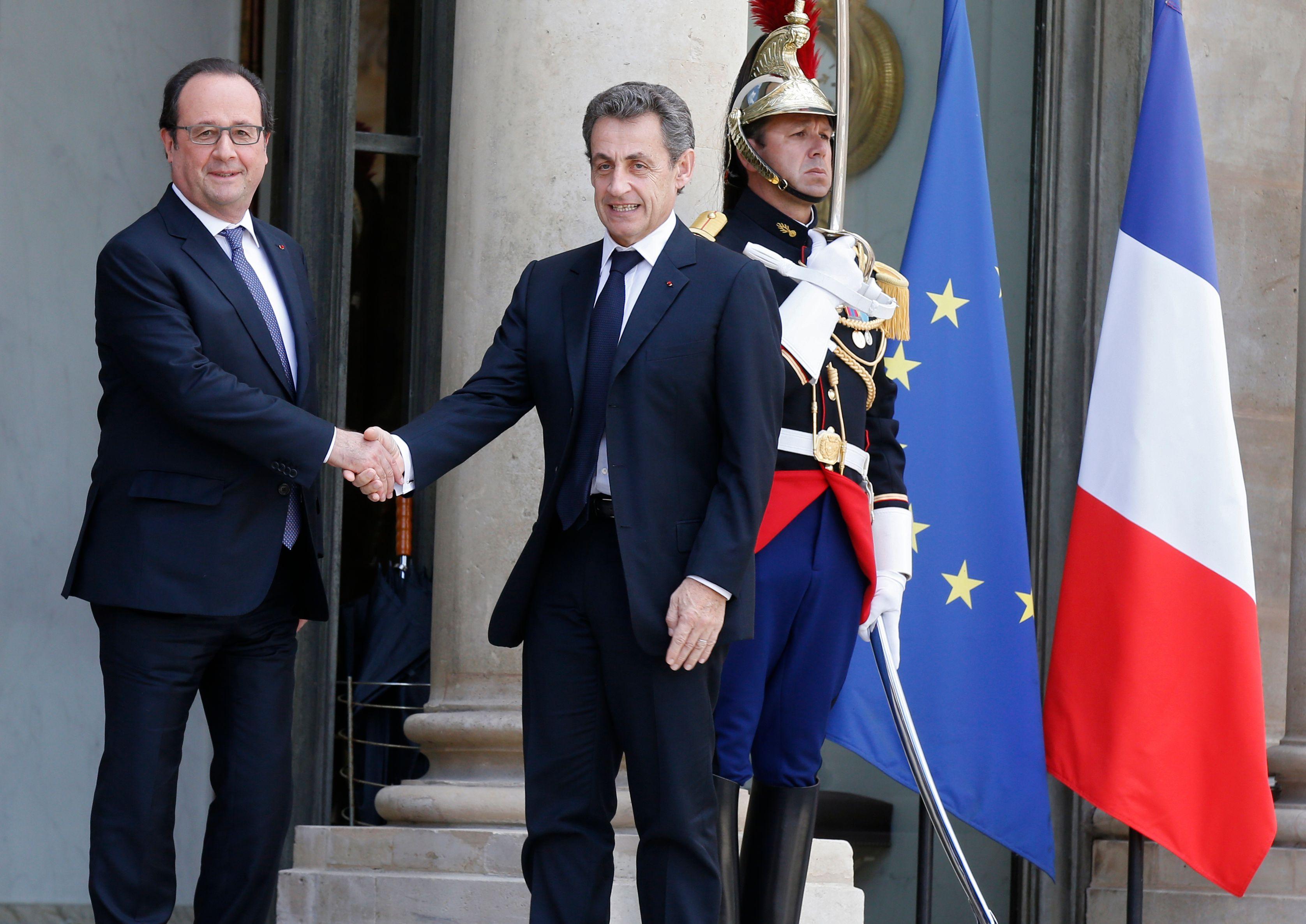 84% des Français ne veulent pas revoir le duel Hollande-Sarkozy aux présidentielle 2017!