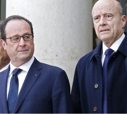 Sondage : François Hollande au plus bas, Alain Juppé au plus haut