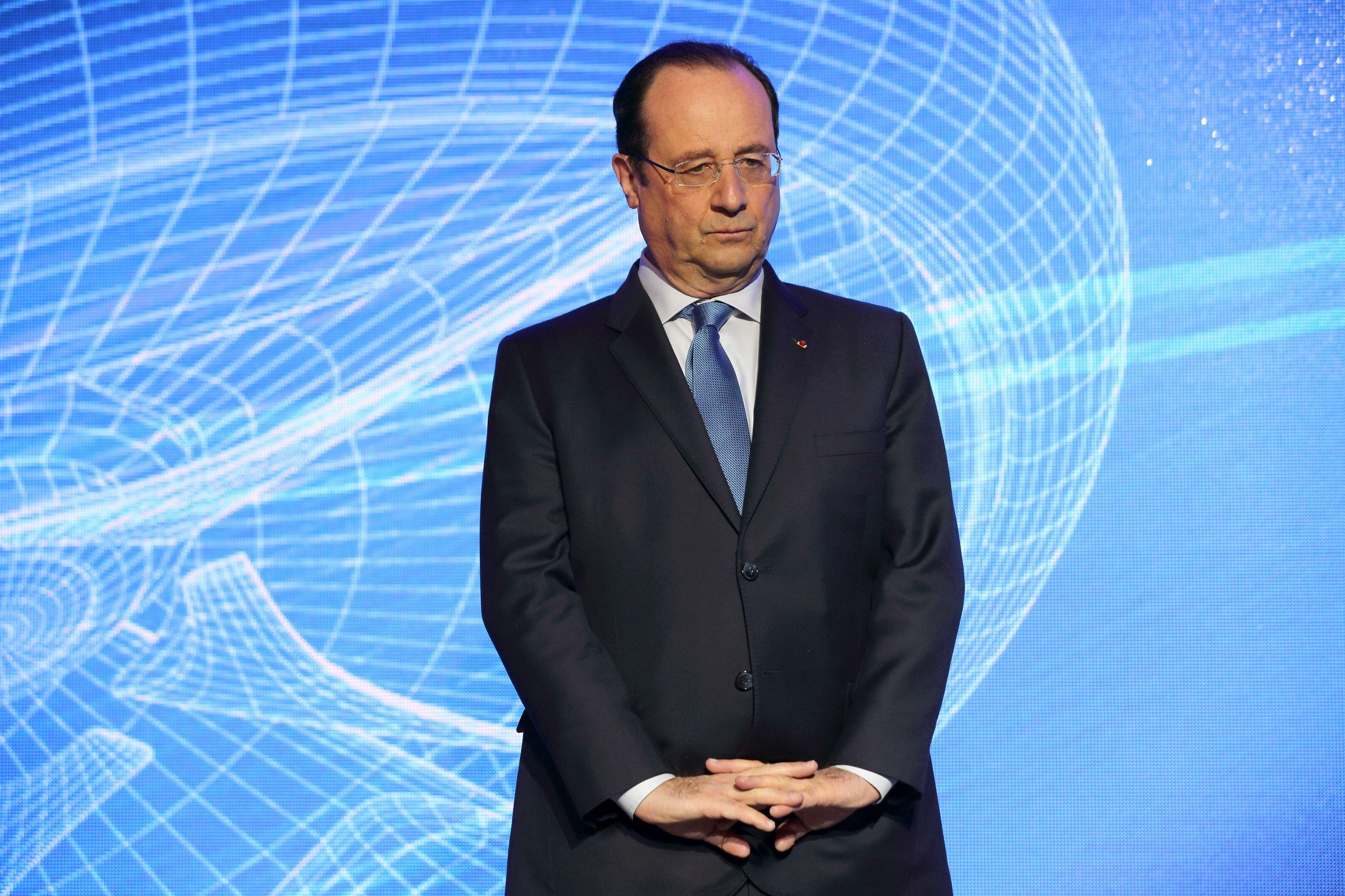 Pour son deuxième anniversaire à la tête de l'Etat, François Hollande était l'invité de Jean-Jacques Bourdin.