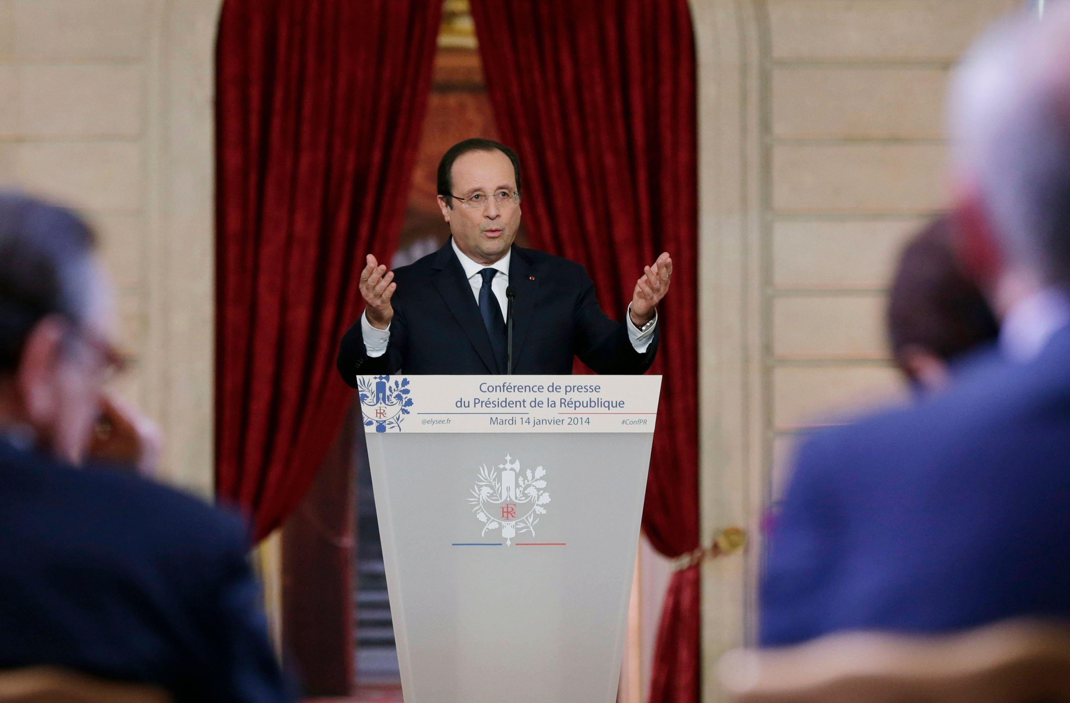 La conférence de presse de François Hollande a suscité de très nombreux commentaires.