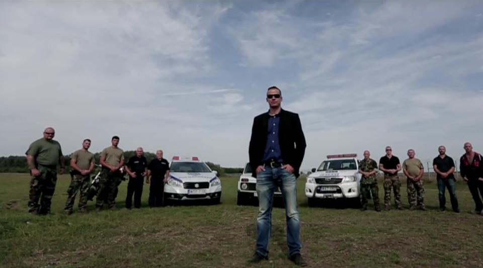 L'improbable clip d'un maire hongrois pour dissuader les migrants de venir dans sa ville