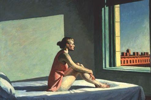 L'exposition Edward Hopper vient d'être prolongée et sera ouverte jusqu'au 3 février prochain.