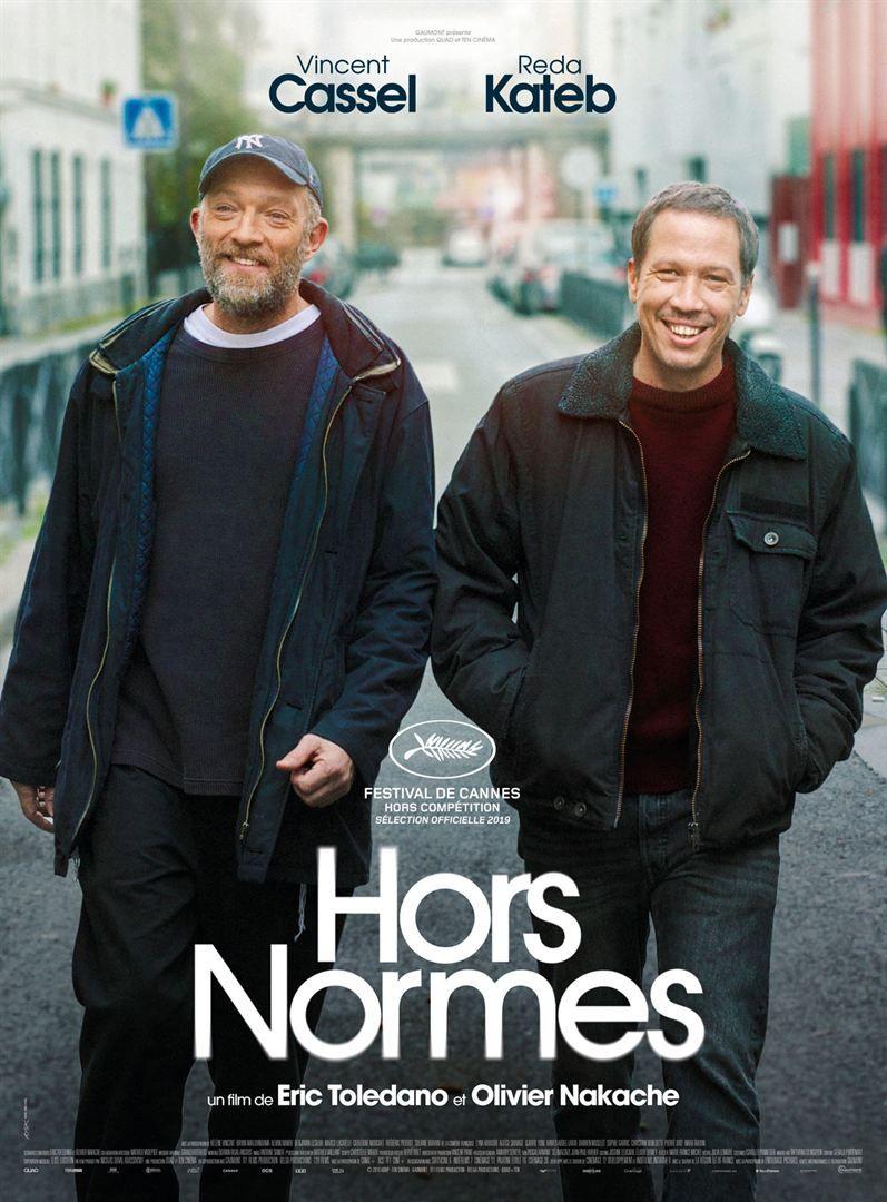 """""""Hors normes"""" d'Eric Tolédano et Olivier Nakache : les réalisateurs d'Intouchables nous embarquent dans un film irrésistible"""