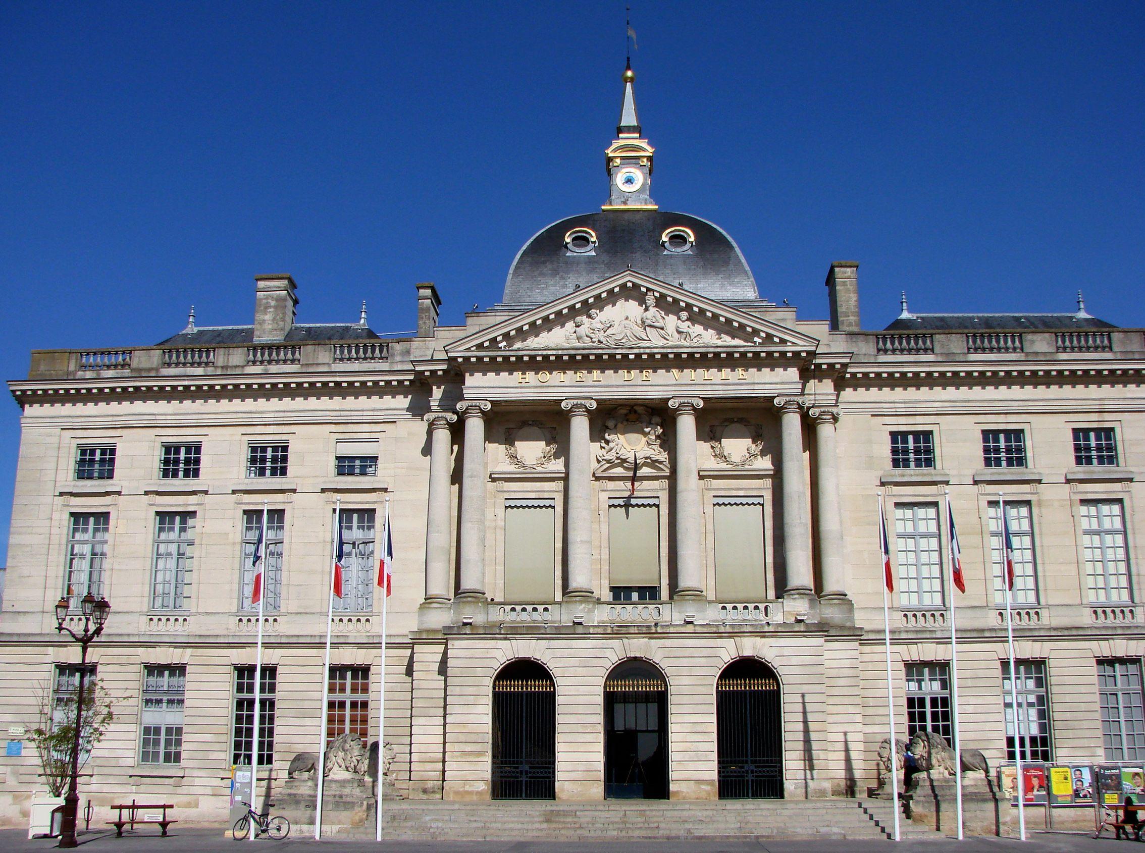 La ville de Châlons-en-Champagne est réputée pour être une ville bien gérée.
