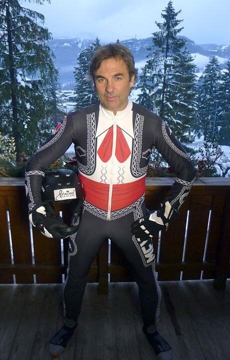 Jeux olympiques de Sotchi : un skieur mexicain sera habillé en mariachi