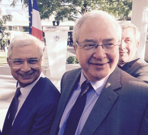 Quand Jean-Paul Huchon parle d'alternance, la droite le voit comme un soutien à Valérie Pécresse