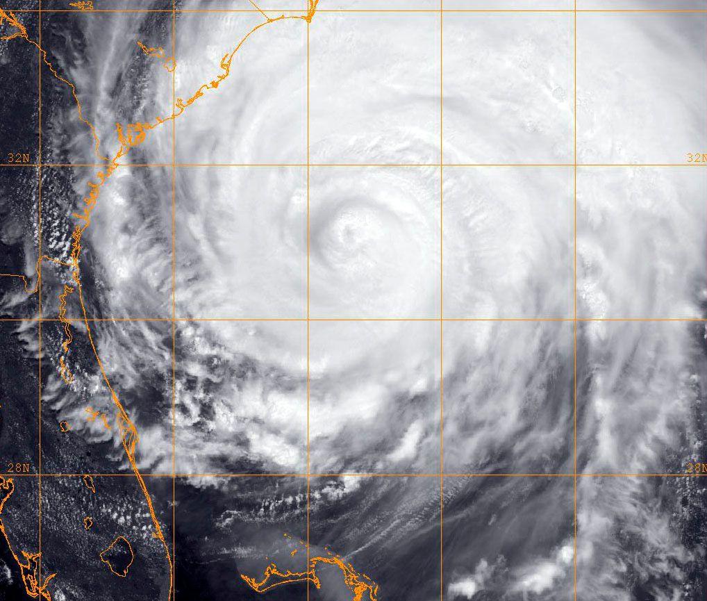 "Trop effrayant, l'ouragan ""Isis"" n'aura pas lieu"