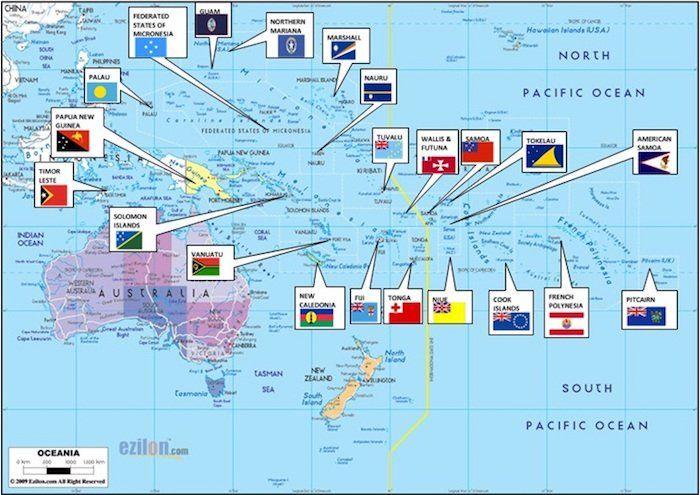 14 îles du Pacifique interdissent les énergies fossiles