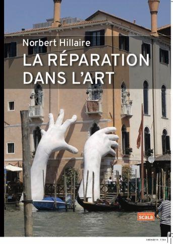 La réparation dans l'art : un livre virtuose étonnant