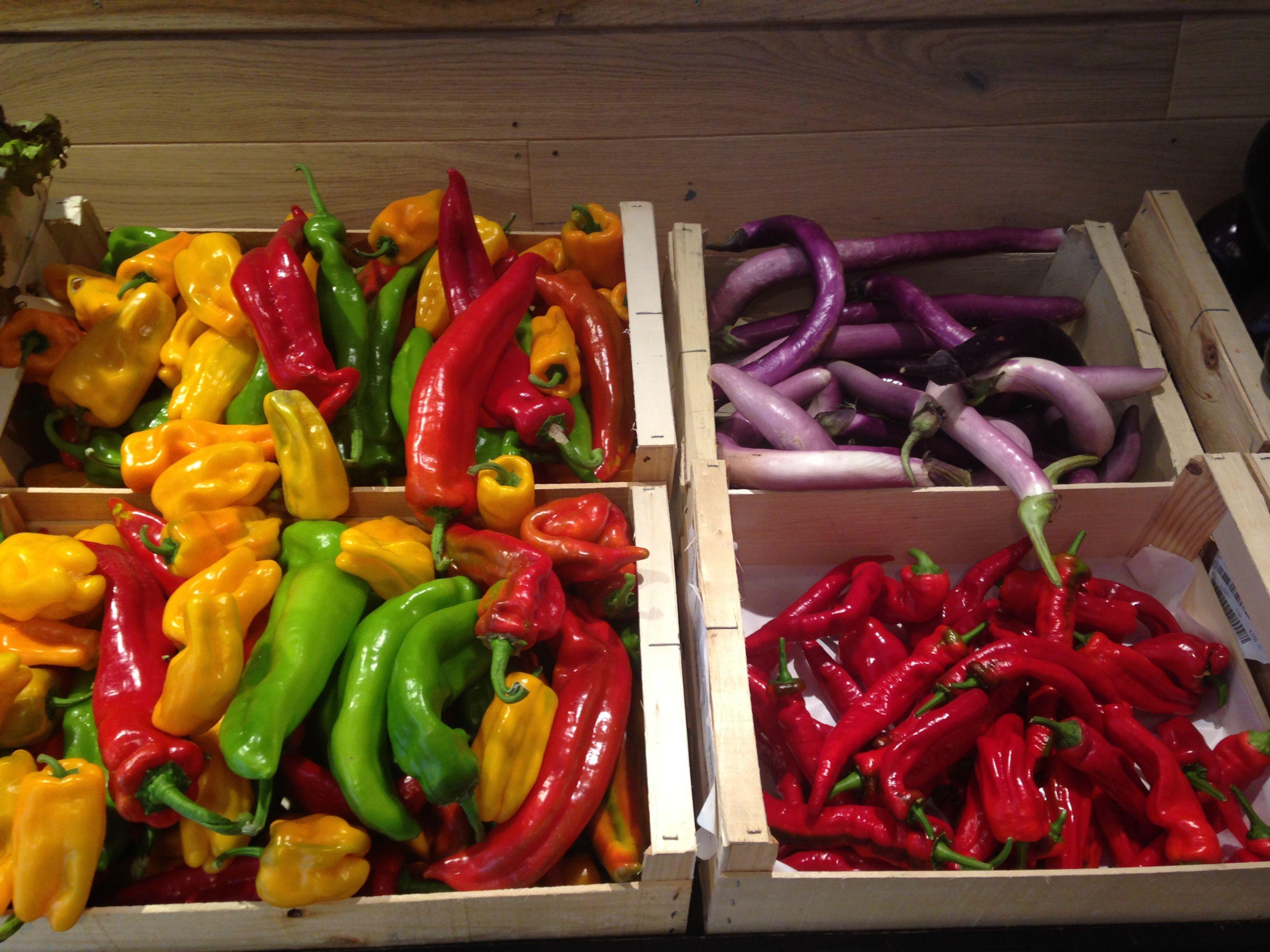 Avoir des produits de grands chefs sur sa table, c'est maintenant possible, grâce à des magasins alimentaires d'un nouveau genre